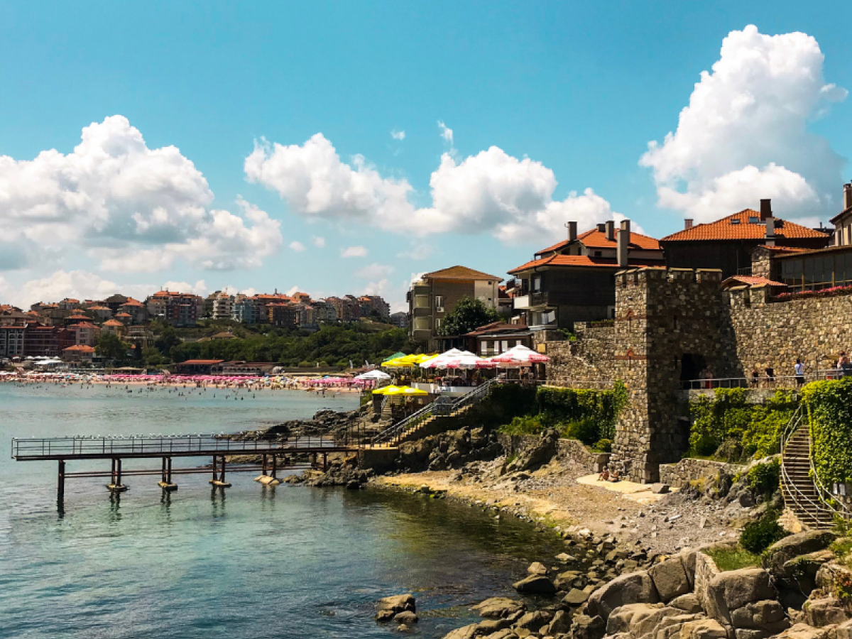 Burgasas, Bulgaria