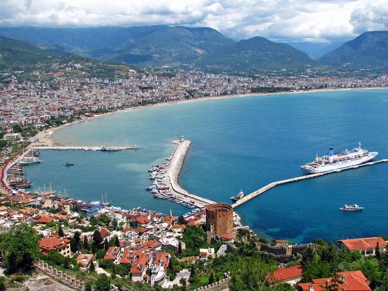 Alania, Turkija