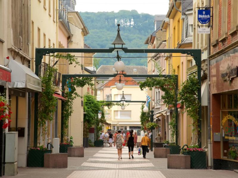 Echternacho miestelis, Liuksemburgas