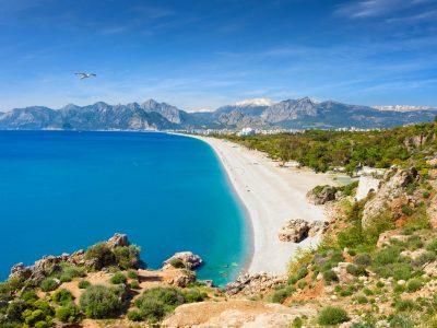 Konyaalti paplūdimys