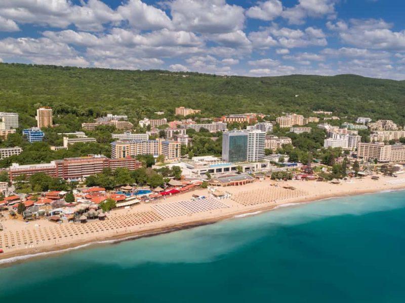 Sunny beach, Bulgaria lietuviaikeliauja
